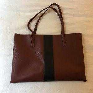Vince Camuto vegan leather handbag